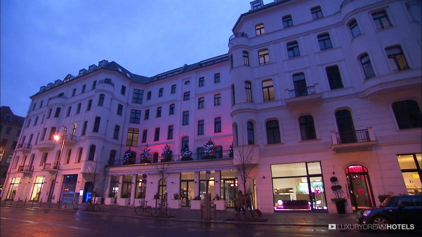 luxury hotel lux 11 berlin germany luxury dream hotels. Black Bedroom Furniture Sets. Home Design Ideas