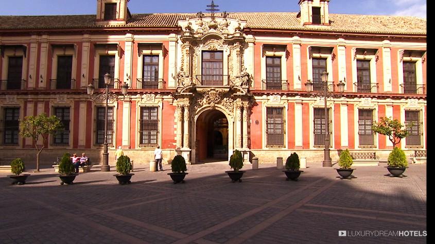 Luxury hotel hospes las casas del rey de baeza seville - Las casas del rey ...