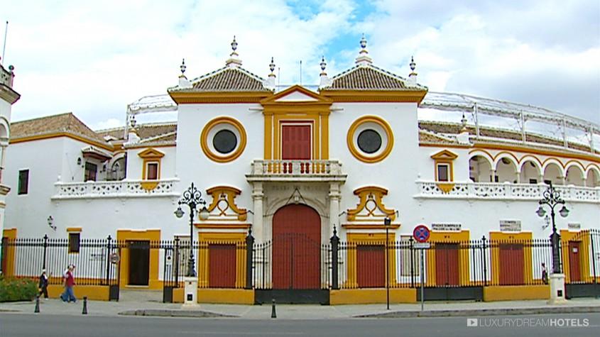 Luxury Hotel Hotel Alfonso Xiii Seville Spain Luxury Dream Hotels