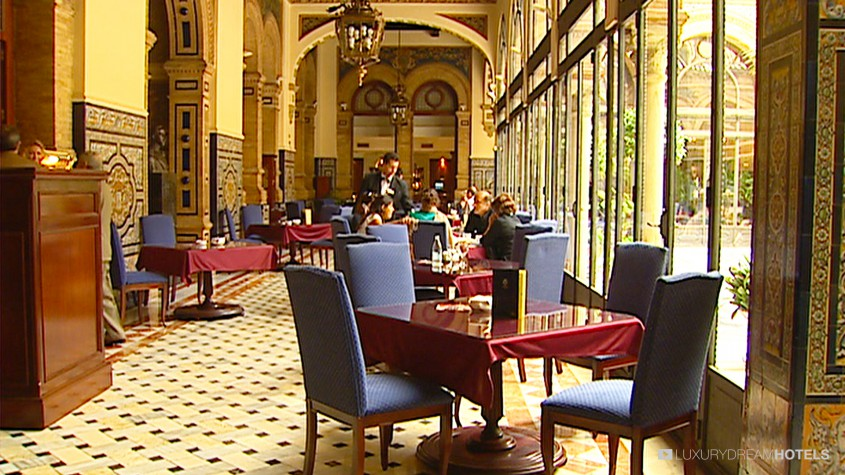Luxury Hotel Hotel Alfonso Xiii Seville Spain Luxury Dream Hotels