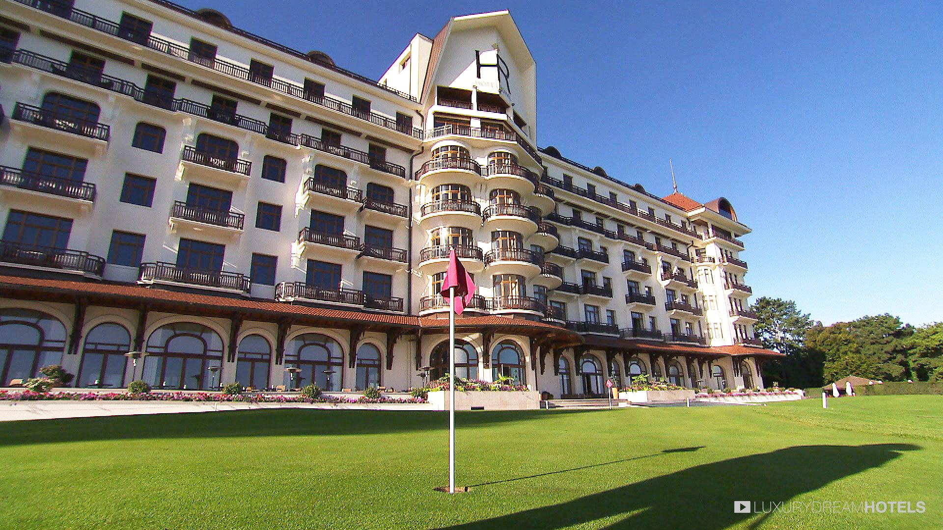 Luxury Hotel Royal Evian Resort Les Bains France Dream Hotels