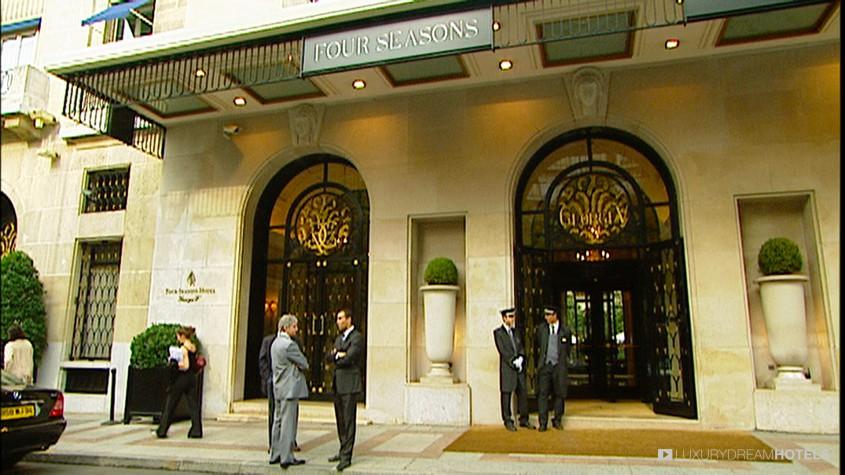 Luxury Hotel Four Seasons Hotel George V Paris Paris