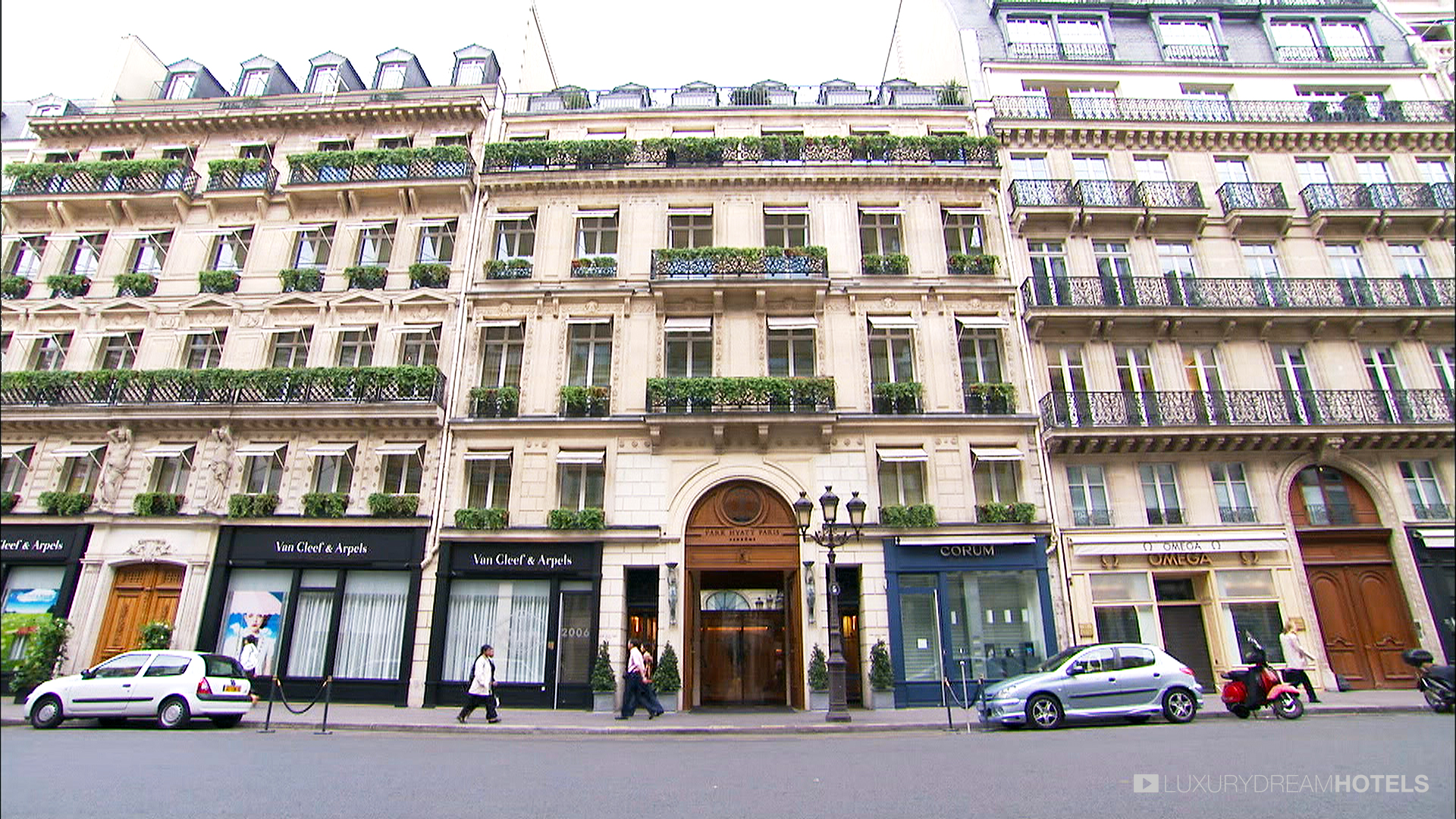 Luxury Hotel Park Hyatt Paris Vendôme France Dream Hotels