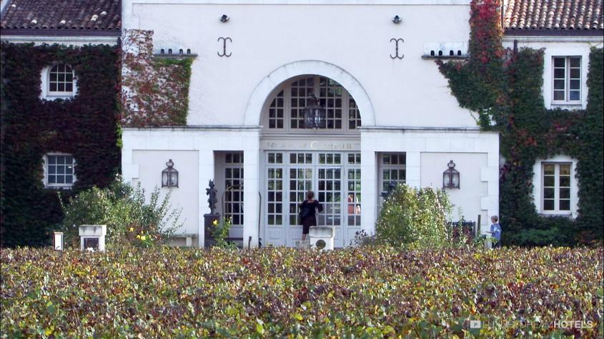 H tel de luxe les sources de caudalie bordeaux france for Hotel de luxe bordeaux