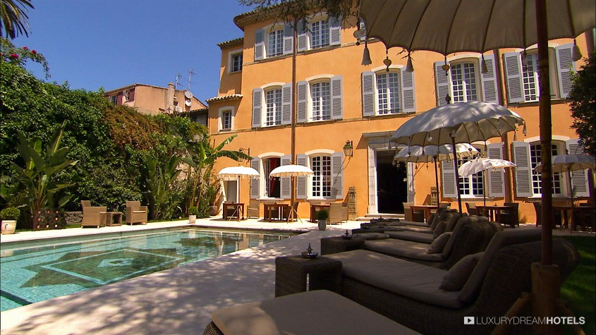 luxury hotel pan dei palais saint tropez france. Black Bedroom Furniture Sets. Home Design Ideas
