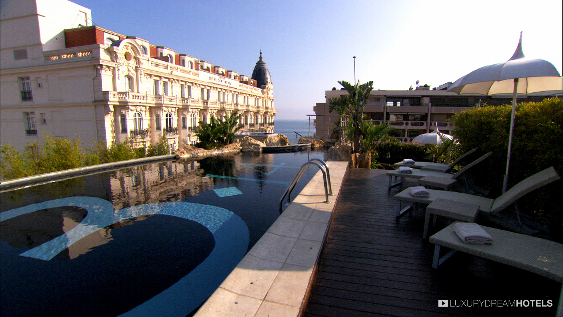 Top Luxury hotel, 3.14 Hotel, Cannes, France - Luxury Dream Hotels SO12
