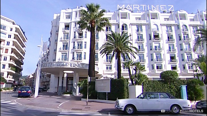 H tel de luxe h tel martinez cannes france luxury - Hotel martinez cannes tarifs chambres ...