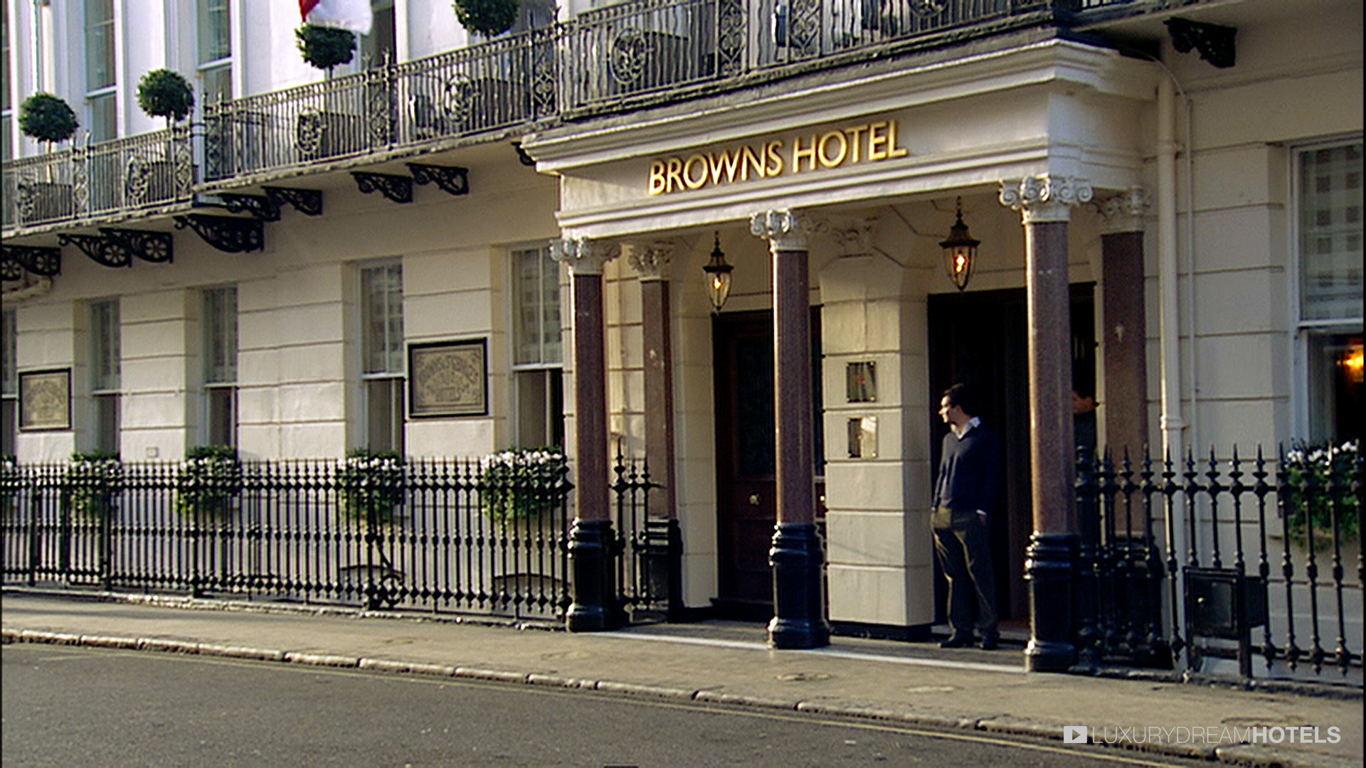 Luxury Hotel Brown S London United Kingdom Dream Hotels