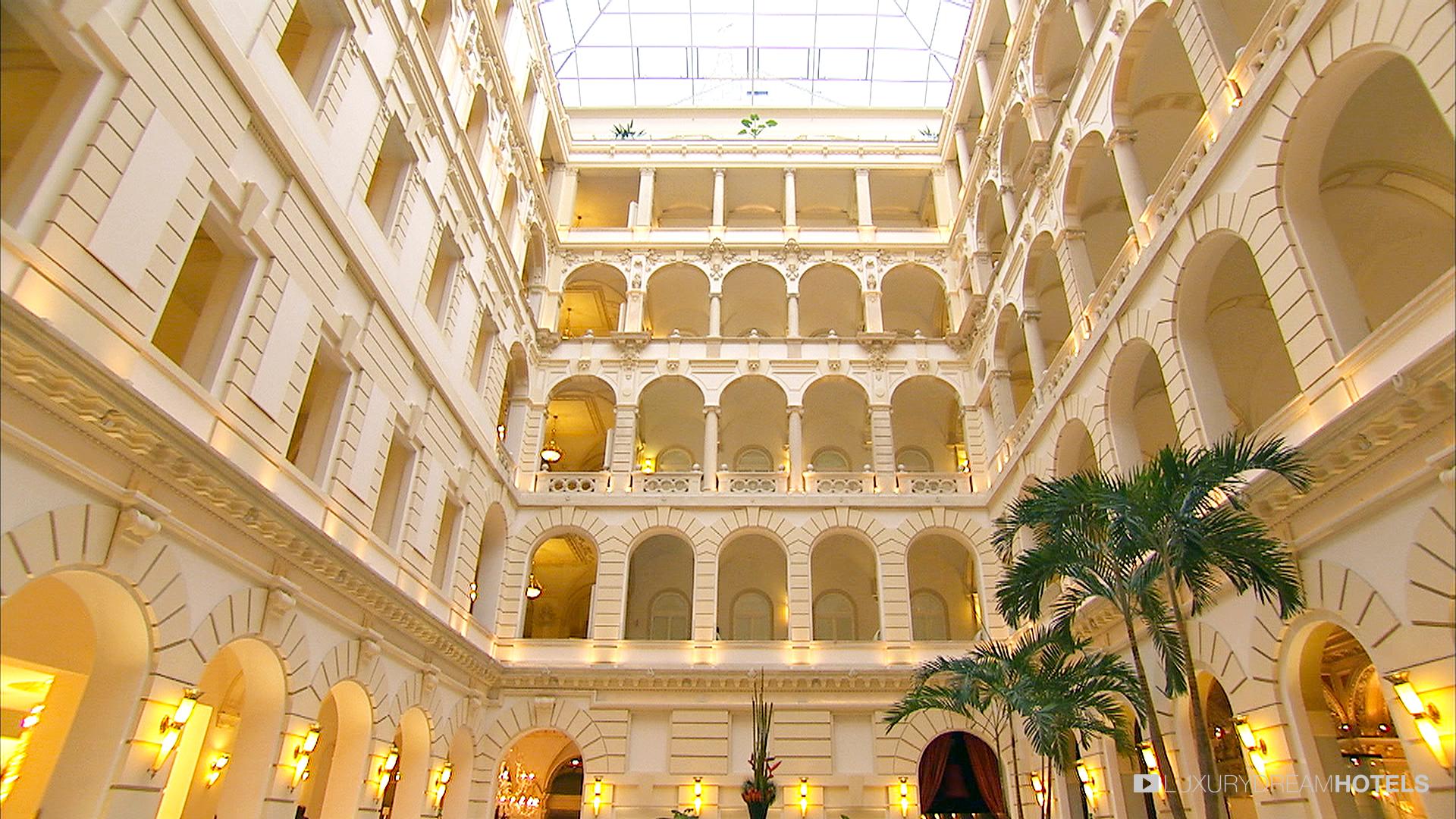 hotell boscolo budapest
