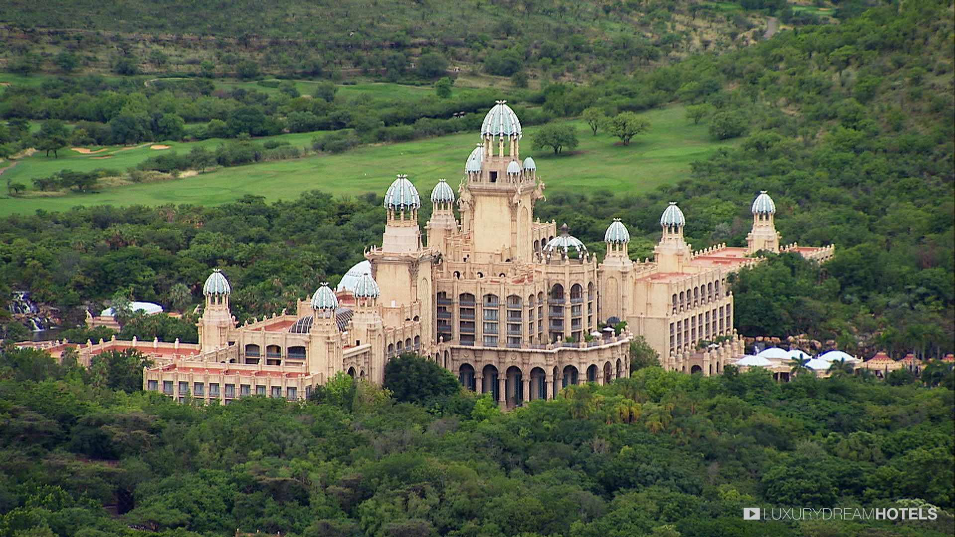 The Palace Of The Lost City >> Luxury Hotel The Palace Of The Lost City At Sun City Sun City