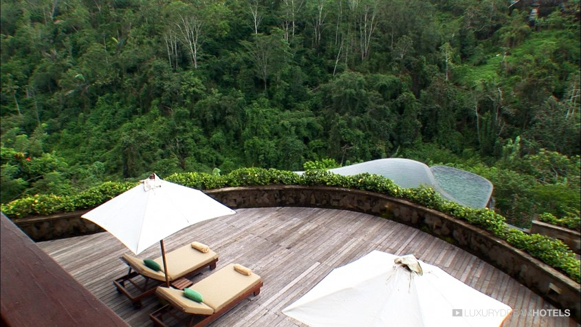 Luxury hotel, Ubud Hanging Gardens, Bali, Indonesia - Luxury Dream ...