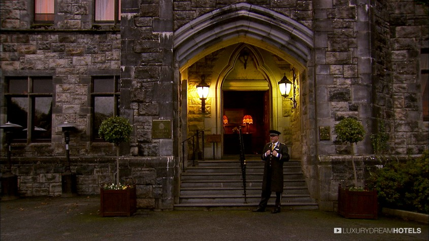 Ashford castle hotel special offers