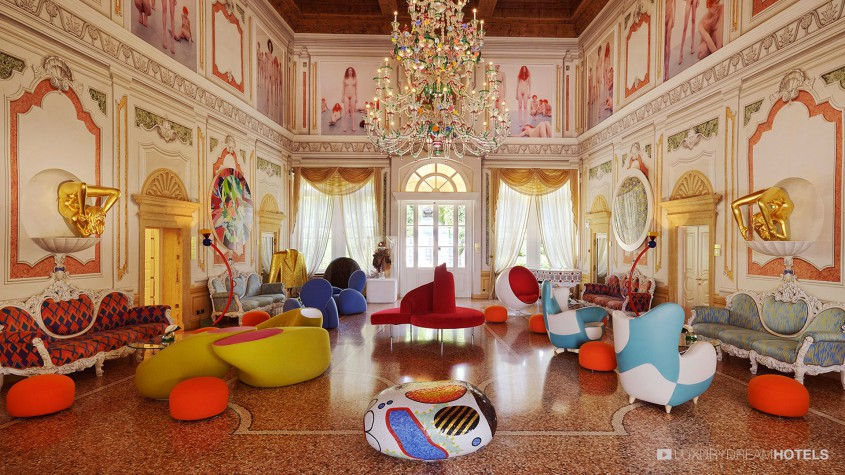 Luxury hotel byblos art hotel verona italy luxury for Designhotel verona