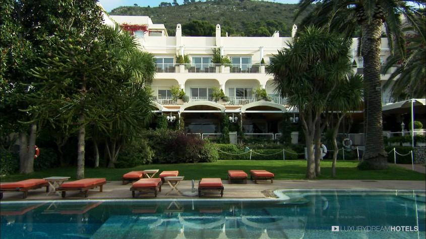 Capri Palace Hotel Restaurant