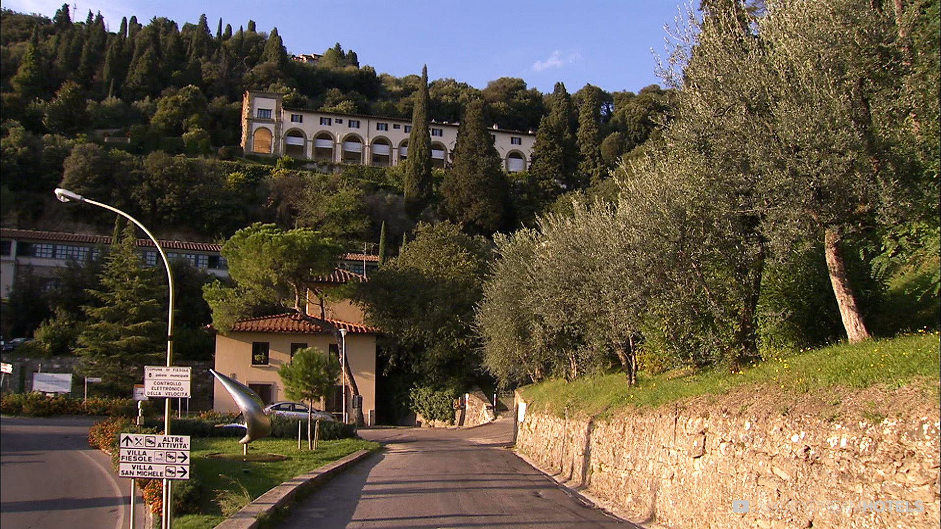 Luxury hotel, Villa San Michele, Florence, Italy - Luxury Dream Hotels