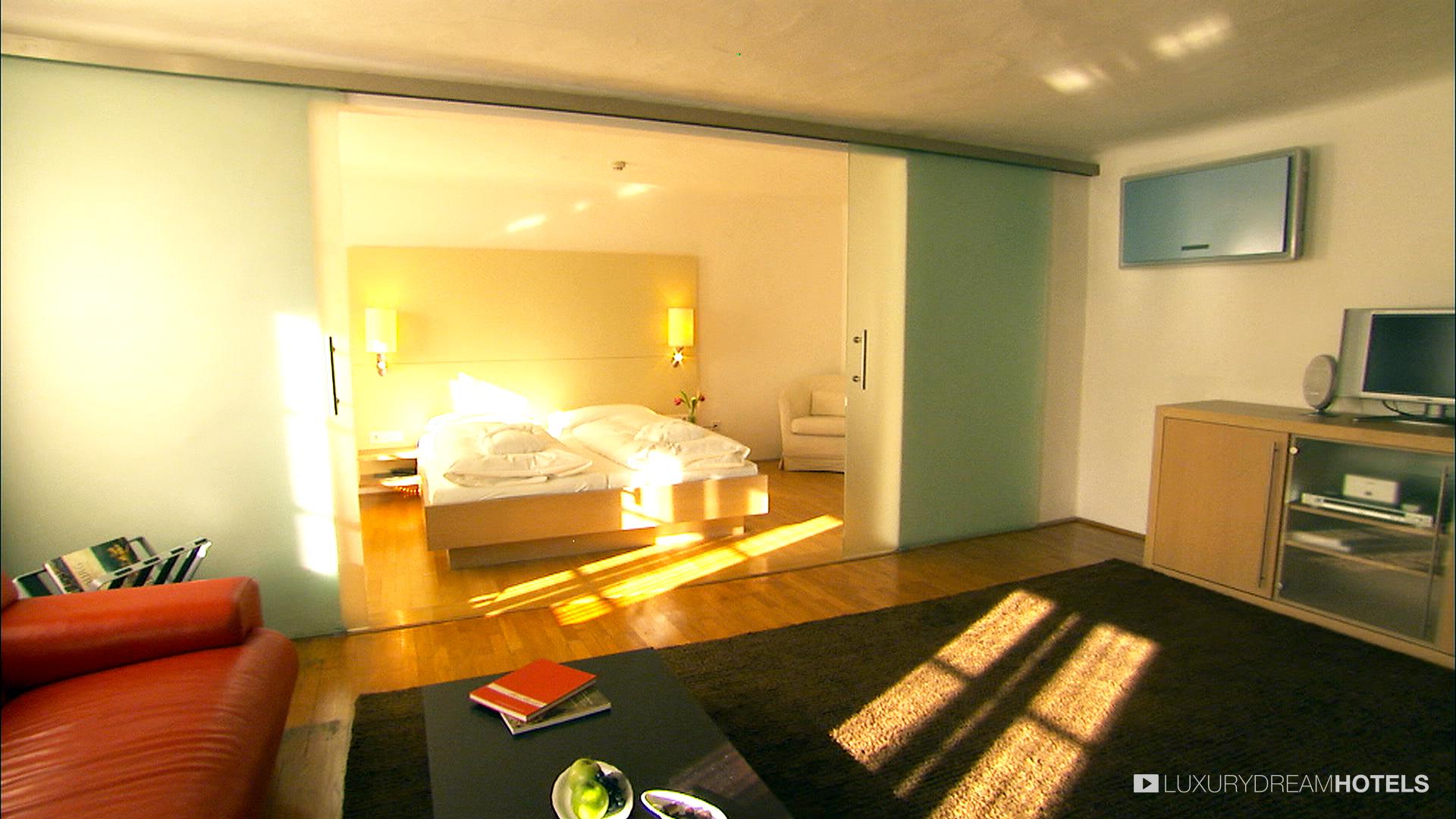 Luxury hotel, Blaue Gans Arthotel Salzburg, Salzburg, Austria ...