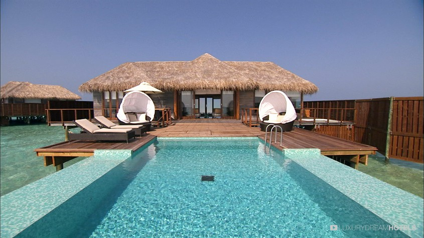 Luxury Hotel Conrad Maldives Rangali Island Rangali