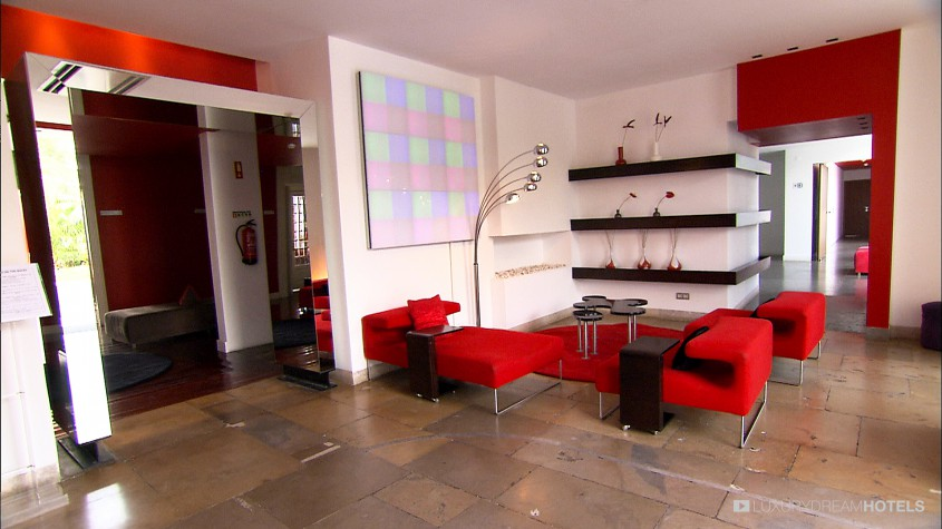 Luxury hotel farol design hotel cascais portugal for Design hotel cascais