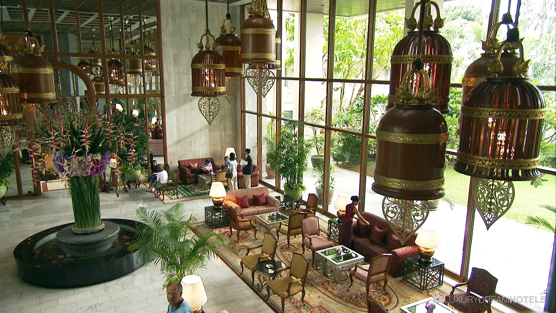 Luxury hotel, Mandarin Oriental, Bangkok, Bangkok, Thailand - Luxury ...