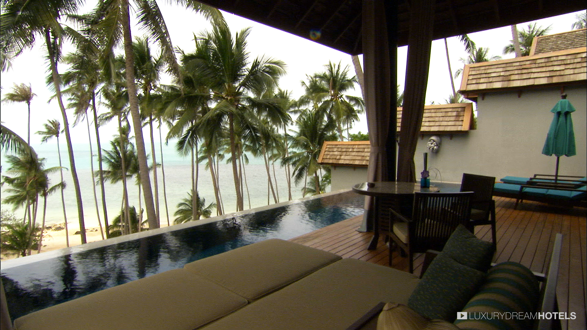 36 Palms Boutique Retreat Luxury Hotel Four Seasons Resort Koh Samui Koh Samui Thailand