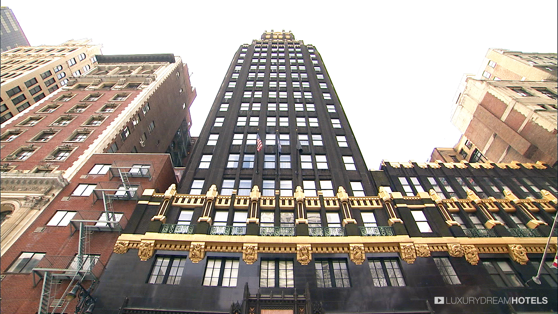 Luxury Hotel The Bryant Park New York United States Dream Hotels