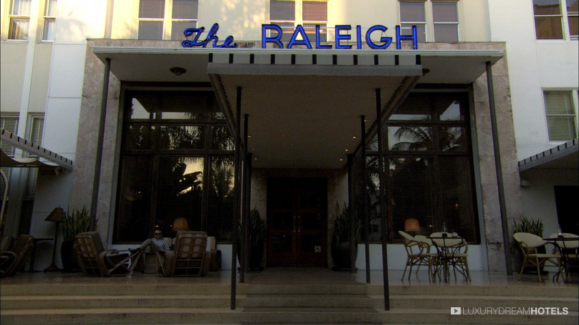 Luxury hotel the raleigh hotel miami beach united for Raleigh hotel miami restaurant