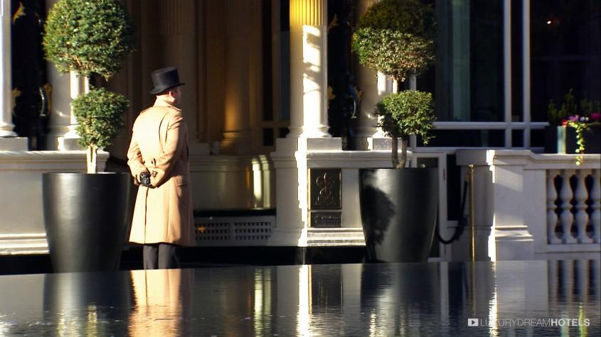 Luxury Hotel The Connaught London United Kingdom