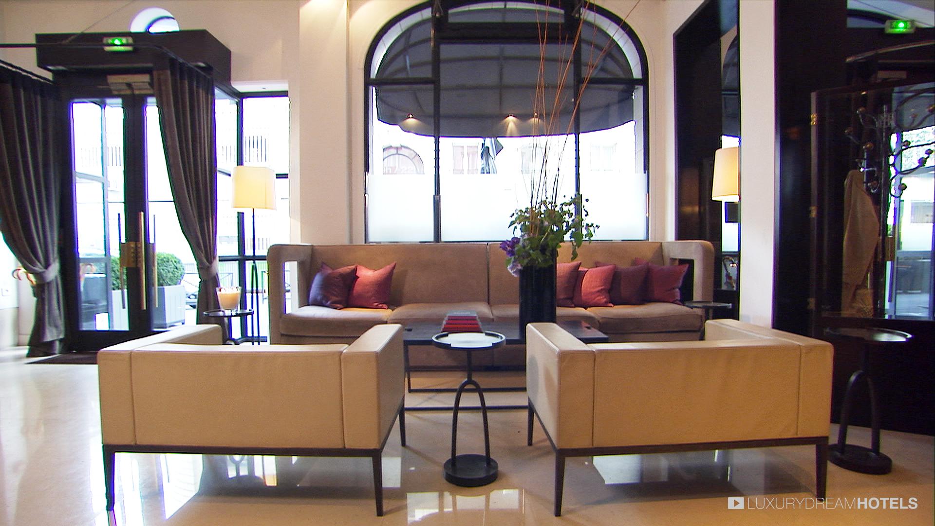 Luxury hotel hotel montalembert paris france luxury dream hotels
