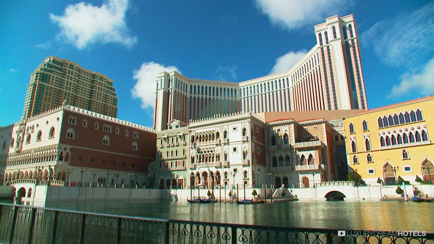 Essays Tourism The Venetian Macao Resort Hotel Tourism Essay