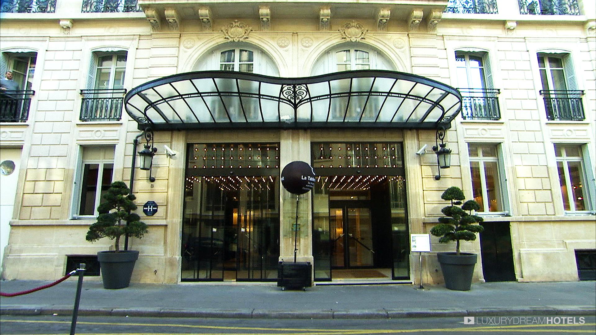 La maison champs elysees hotel la maison champs elysees - La maison champs elysees hotel ...