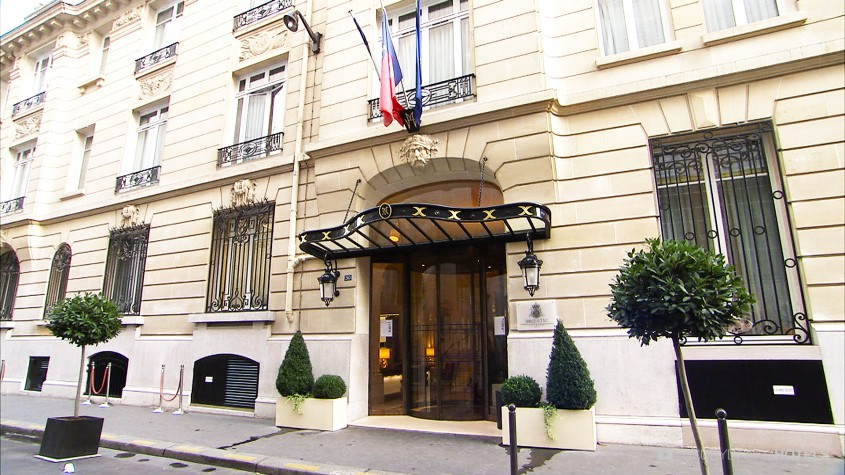 Luxury hotel majestic villa hotel paris france luxury for Luxury hotels paris france
