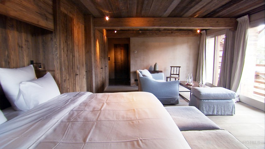 luxury hotel le chalet zannier megeve france luxury. Black Bedroom Furniture Sets. Home Design Ideas