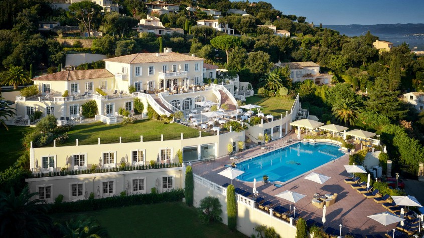 h244tel de luxe villa belrose sainttropez france