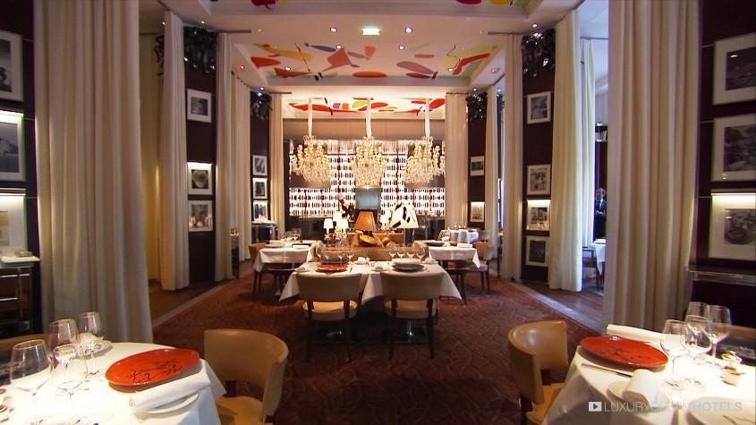 H tel de luxe le royal monceau raffles paris paris for Restaurant le jardin royal monceau