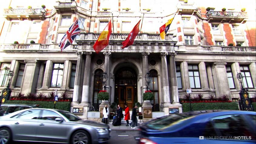 Luxury Hotel Mandarin Oriental Hyde Park London London