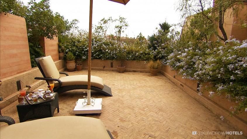 Hôtel de luxe, La Maison Arabe, Marrackech, Maroc - Luxury Dream Hotels