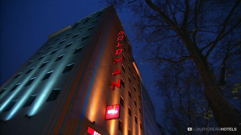 Goldman Hotel Frankfurt