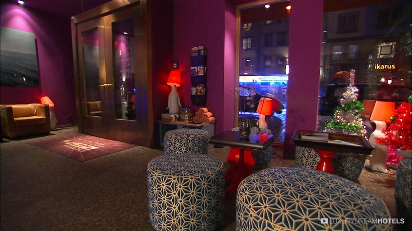 luxury hotel 25hours hotel the goldman frankfurt germany luxury dream hotels. Black Bedroom Furniture Sets. Home Design Ideas