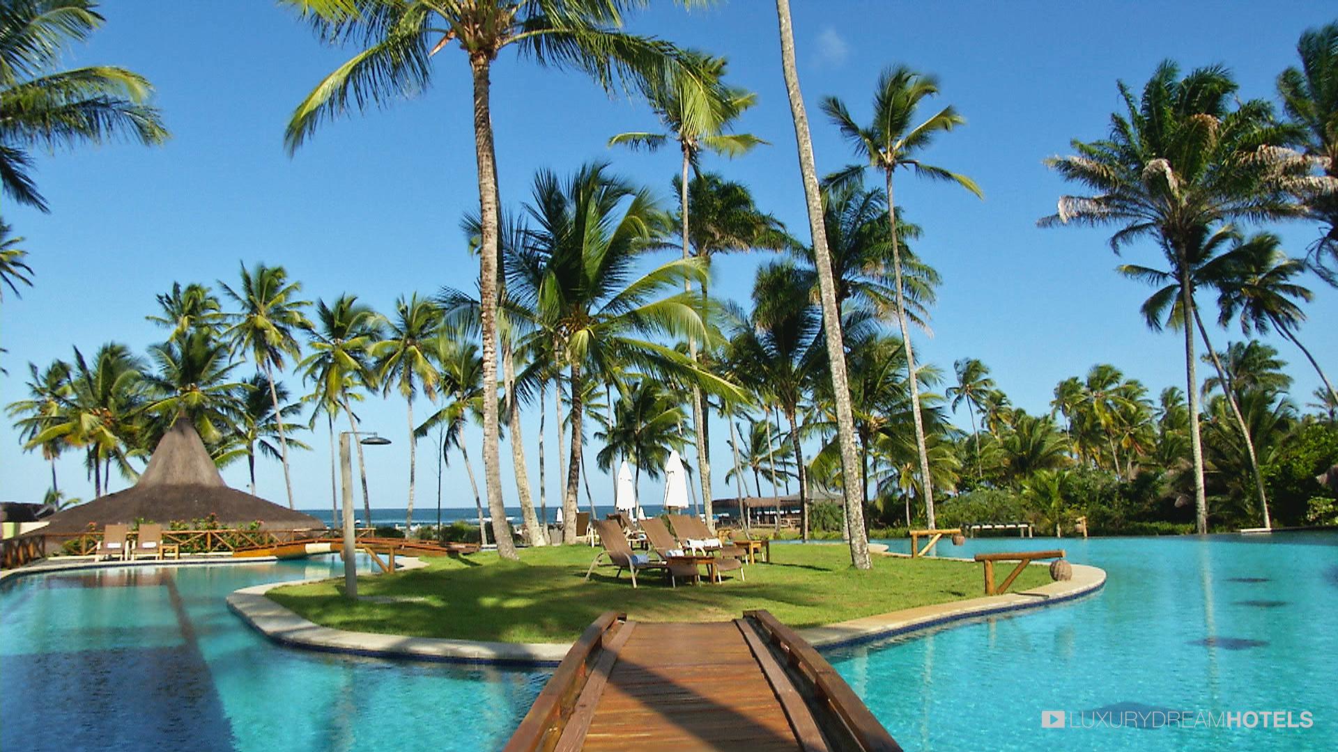 luxury hotel, kiaroa eco luxury resort, península de maraú - bahia