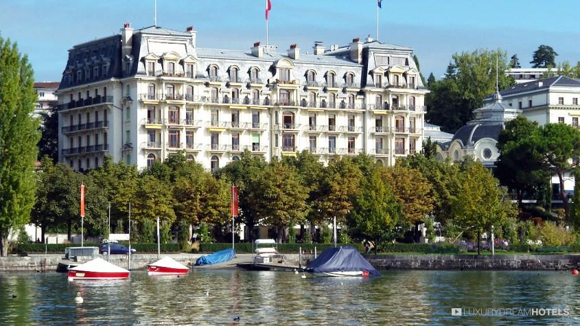 Luxury Hotel Hotel Beau Rivage Palace Lausanne Lausanne