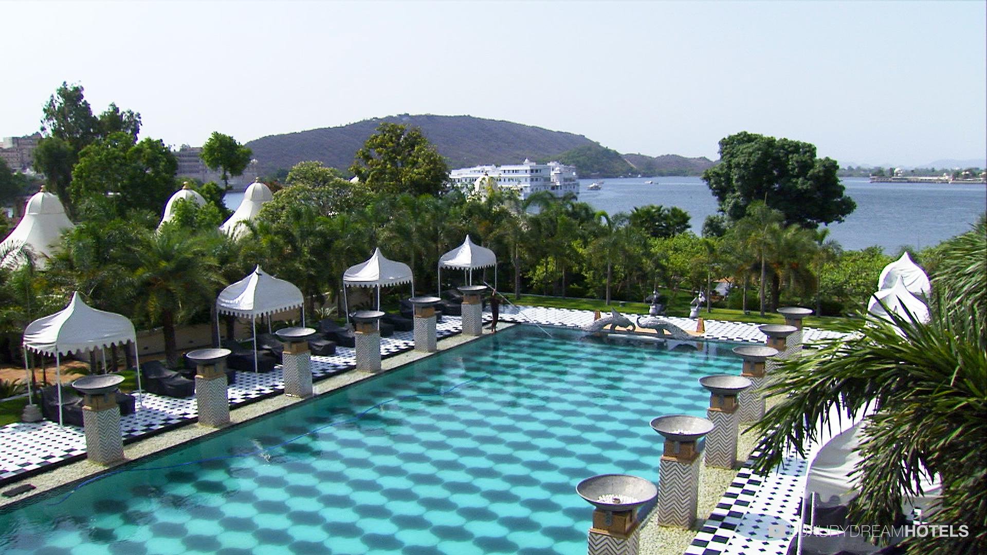 Luxury Hotel The Leela Palace Udaipur