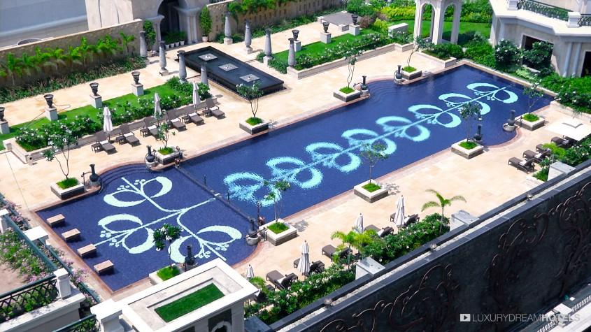 Luxury Hotel The Leela Palace Chennai India Dream Hotels
