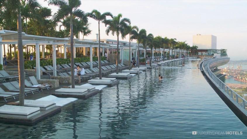 Luxury Hotel Marina Bay Sand Hotel Singapour China Luxury Dream Hotels