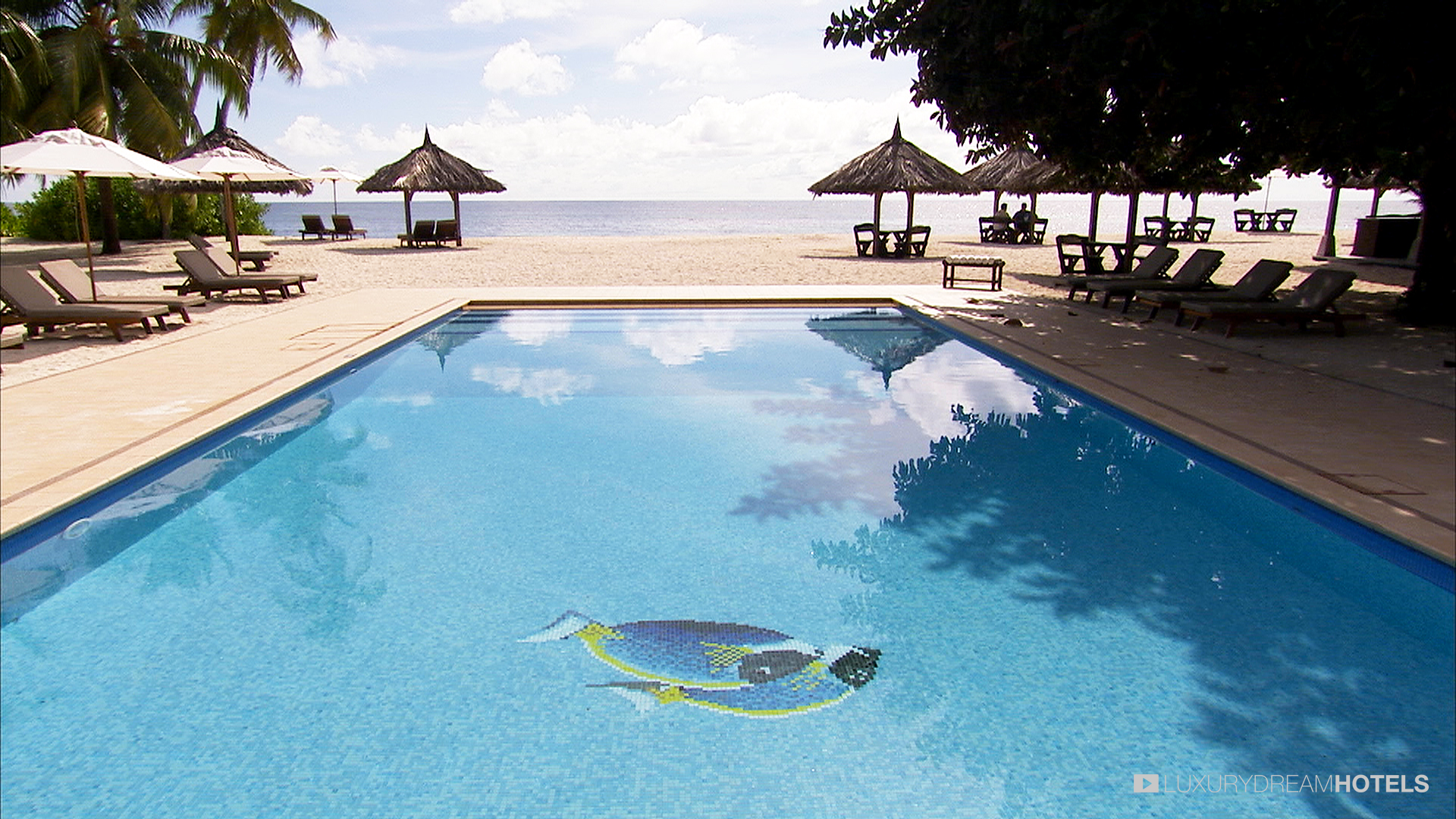 Luxury Hotel, Desroches Island Resort, Desroches Island, Seychelles    Luxury Dream Hotels