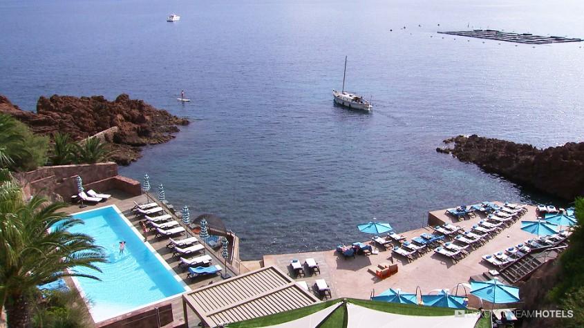 Hotel Theoule Sur Mer Miramar