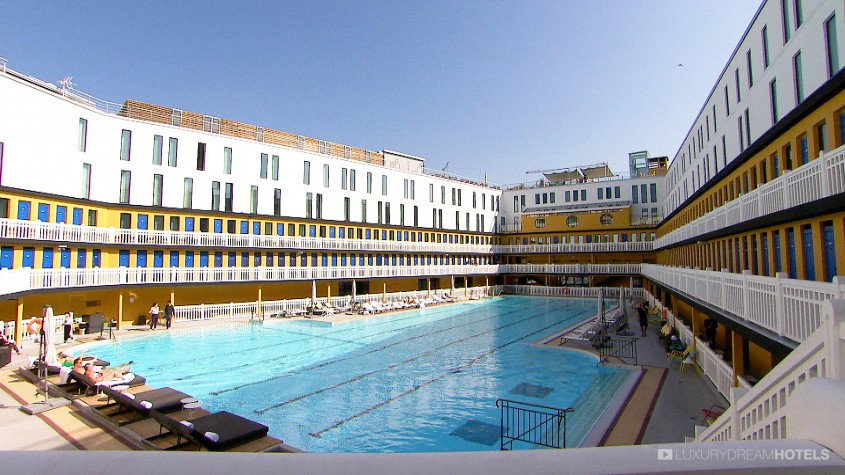 Luxury hotel hotel molitor paris mgallery collection for Molitor swimming pool paris