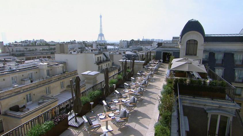 h tel de luxe the peninsula paris paris france luxury dream hotels. Black Bedroom Furniture Sets. Home Design Ideas