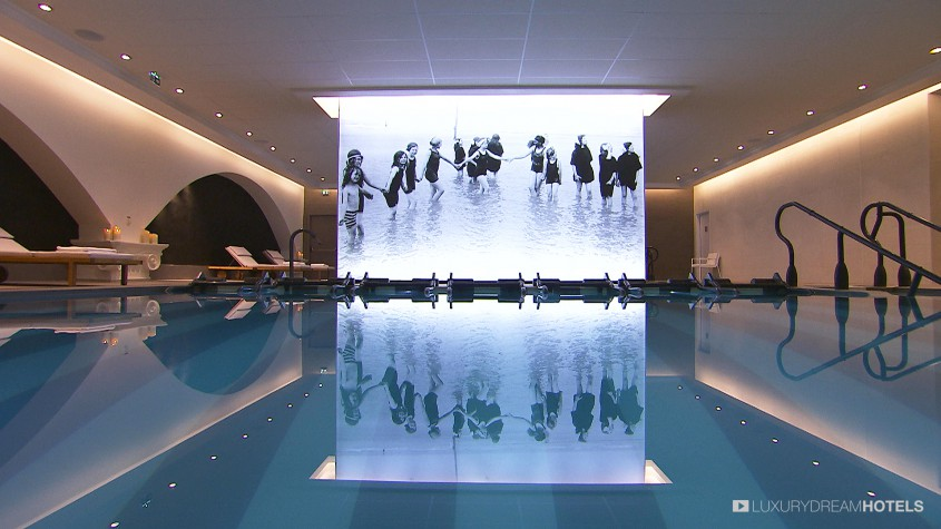 Luxury dream hotels cures marines trouville hotel thalasso spa - Hotel cures marines trouville ...