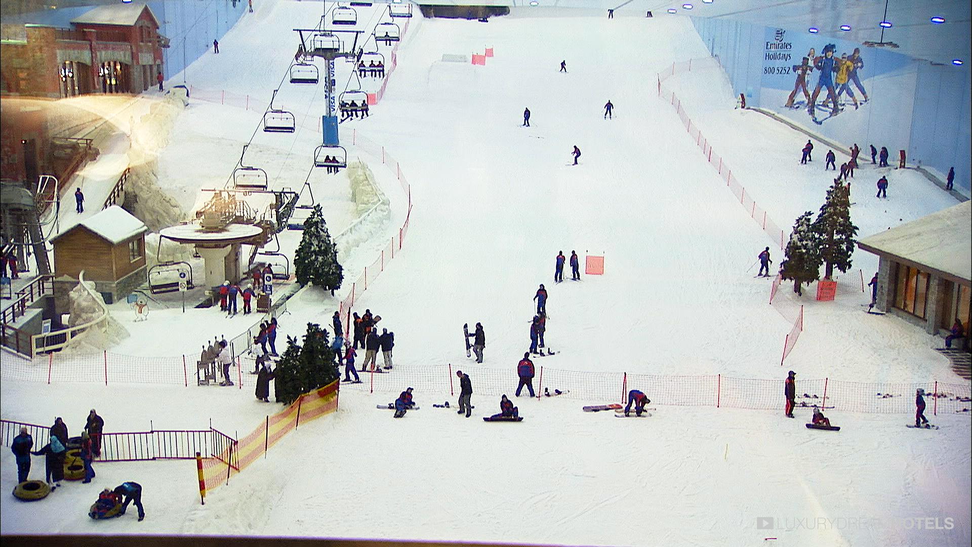 emirates mall ski - photo #6
