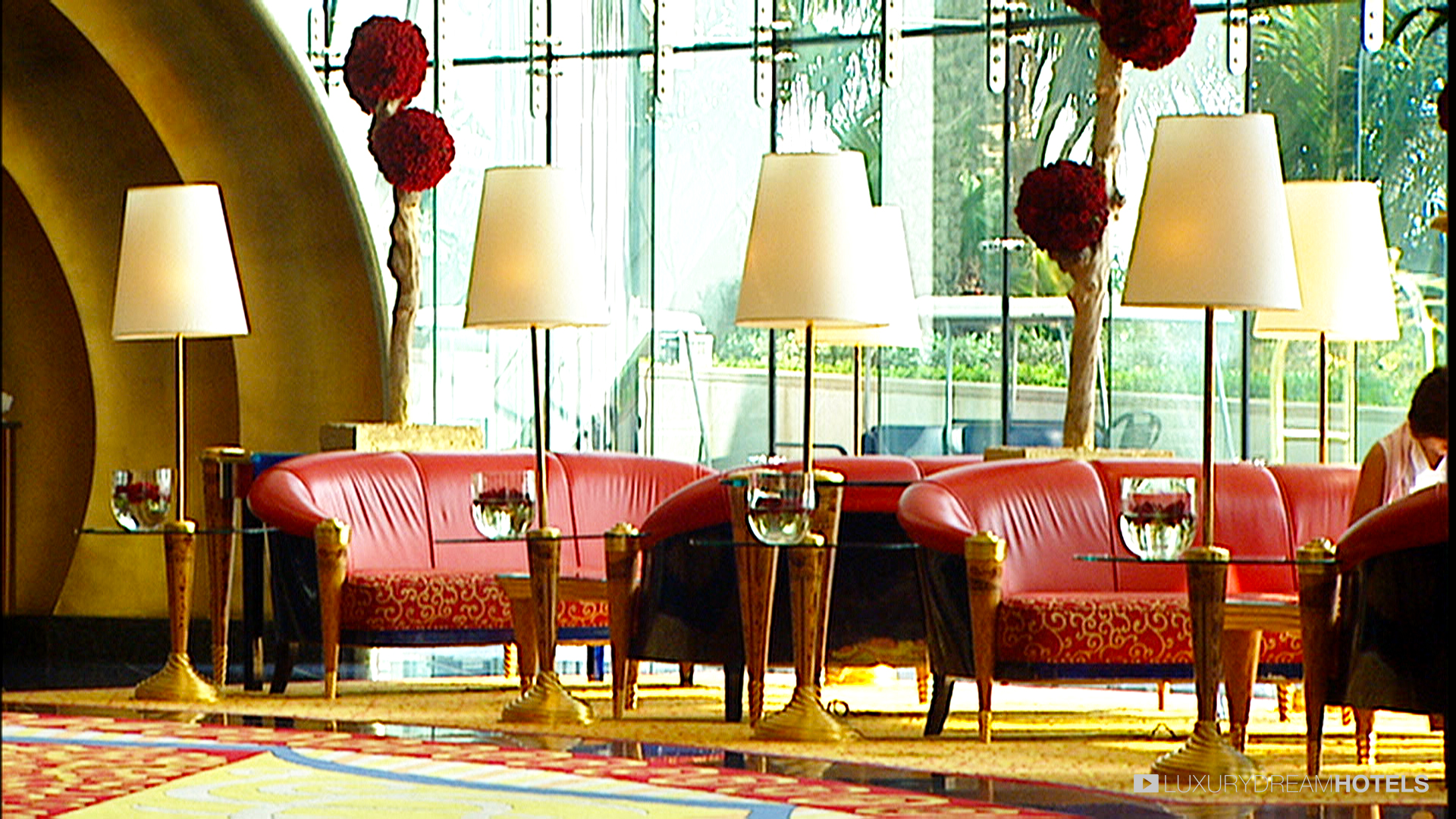 Luxury Hotel, Burj Al Arab, Dubai, United Arab Emirates   Luxury Dream  Hotels